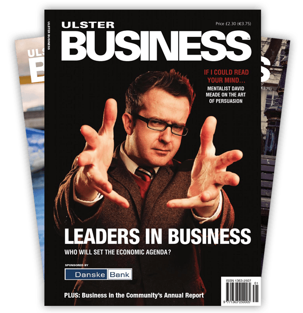 Ulster Business covers