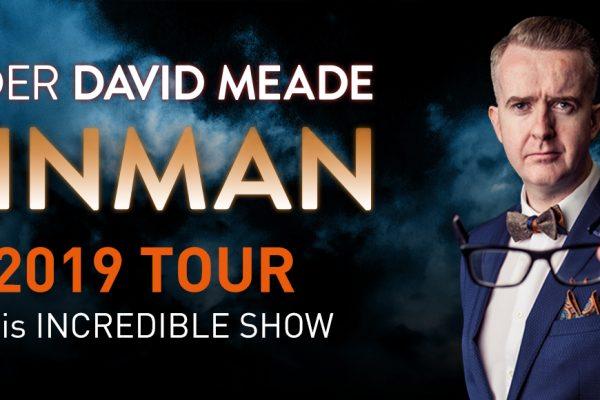 David Meade 2019 Tour