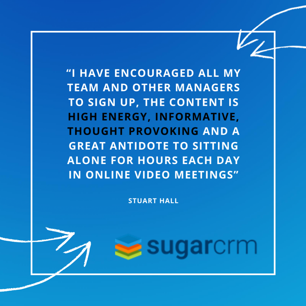 Sugar CRM quote GrowShow