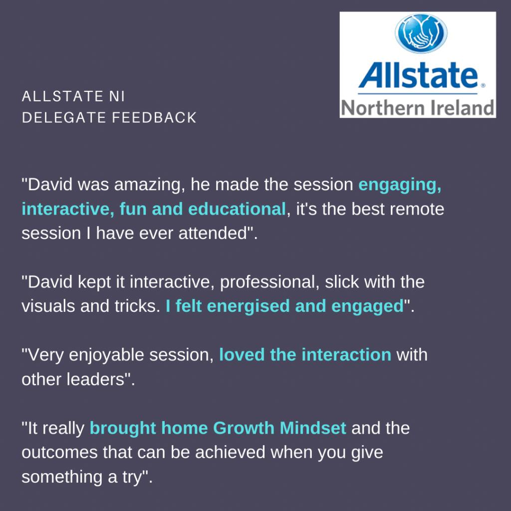 Allstate David Meade feedback